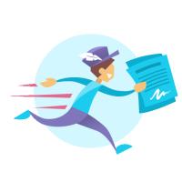 Documenten sneller digitaal ondertekend retour